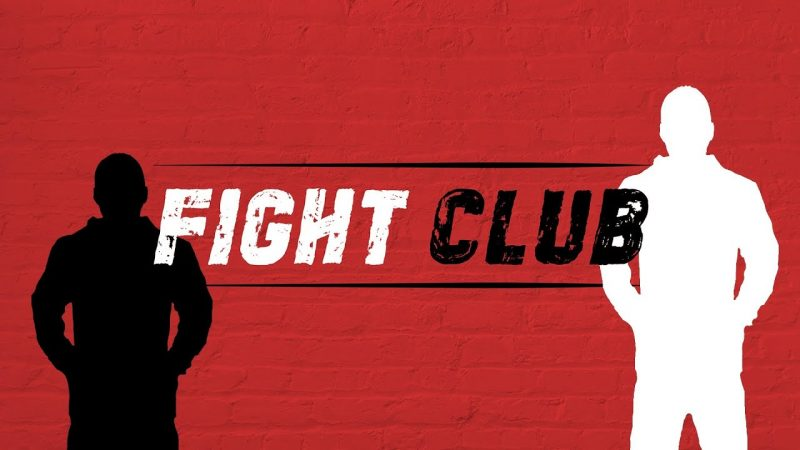 Fight Club 2.0 - 12/1/2021