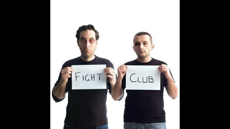 Fight Club 2.0 - 8/3/2021 - Χούλιγκαν με στολή