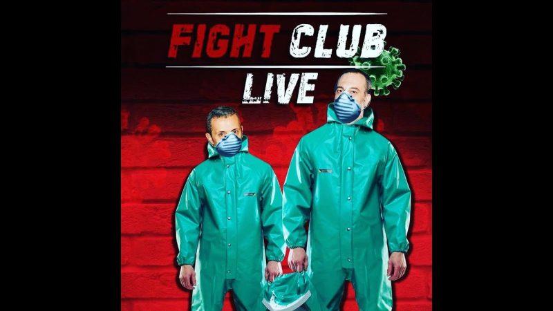 Fight Club 2.0 - 9/3/2021 - Βία & cancel culture