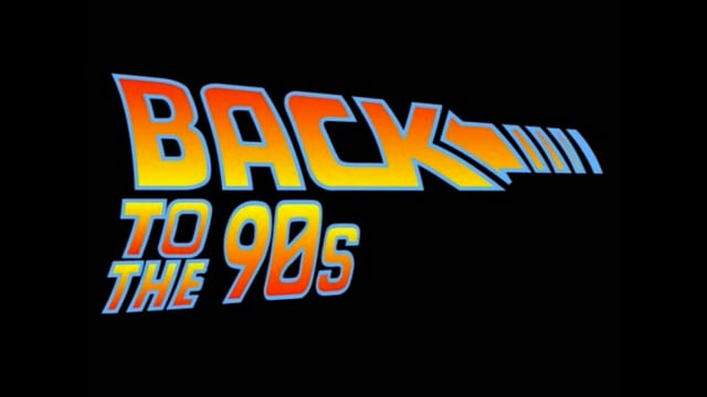 17/9/2021 - Back to the 90's part 2